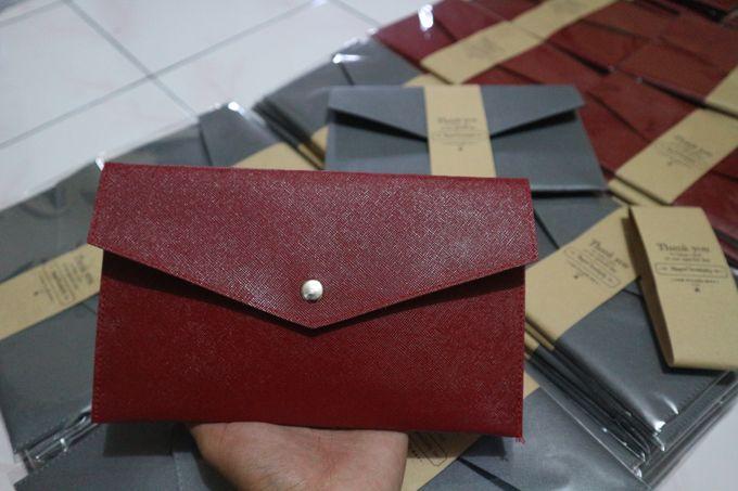 Souvenir Pouch Envelope 1 by Mewah Souvenir - 002