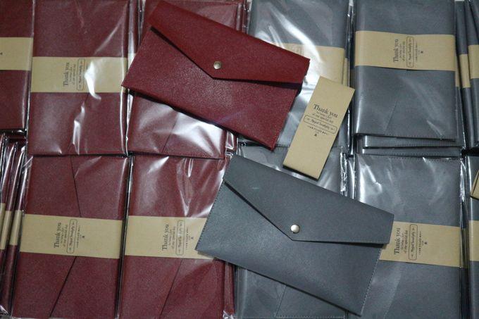 Souvenir Pouch Envelope 1 by Mewah Souvenir - 004
