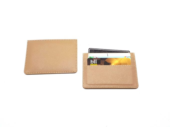 Card Holder 4 Selipan Brown Series by Sae Handmade - 005