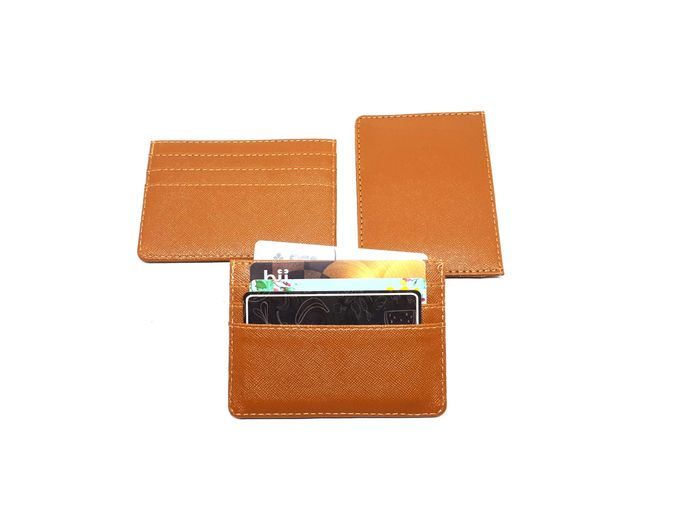 Card Holder 4 Selipan Brown Series by Sae Handmade - 006