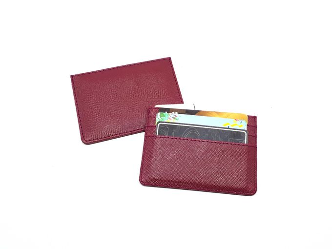 Card Holder 4 Selipan Brown Series by Sae Handmade - 010