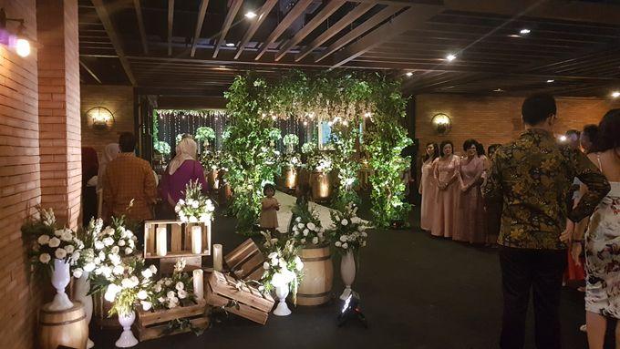 ANDRA & ICHA  WEDDING by United Grand Hall - 002