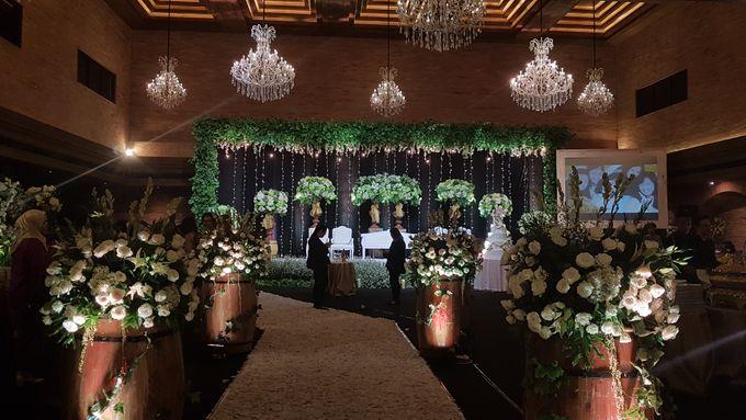 ANDRA & ICHA  WEDDING by United Grand Hall - 004