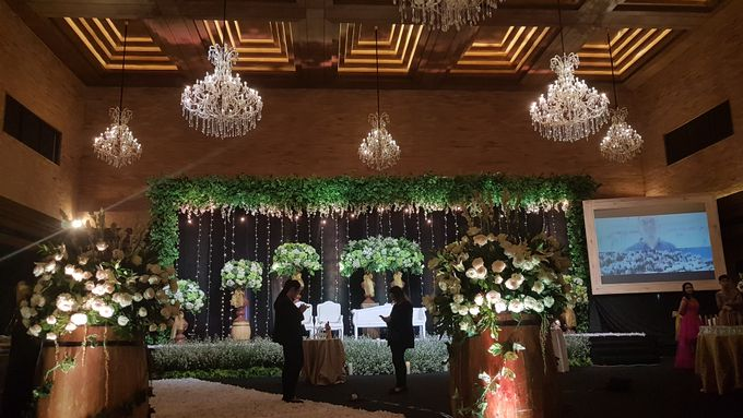 ANDRA & ICHA  WEDDING by United Grand Hall - 005