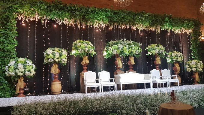 ANDRA & ICHA  WEDDING by United Grand Hall - 011