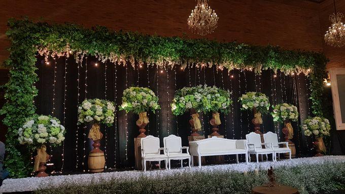 ANDRA & ICHA  WEDDING by United Grand Hall - 012