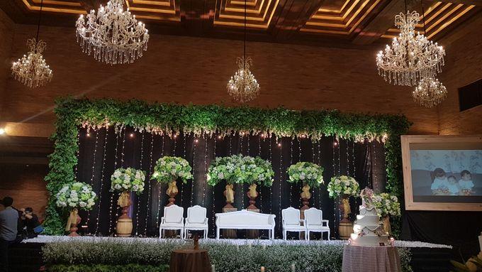 ANDRA & ICHA  WEDDING by United Grand Hall - 013