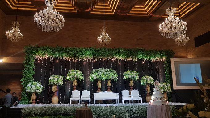 ANDRA & ICHA  WEDDING by United Grand Hall - 015