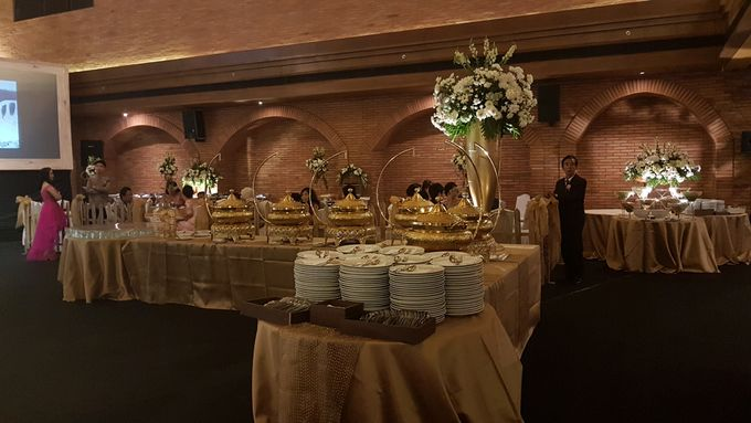 ANDRA & ICHA  WEDDING by United Grand Hall - 016