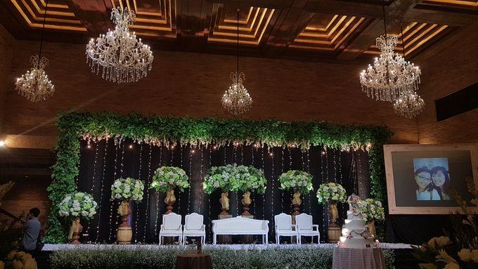 ANDRA & ICHA  WEDDING by United Grand Hall - 020