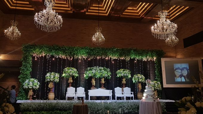 ANDRA & ICHA  WEDDING by United Grand Hall - 021