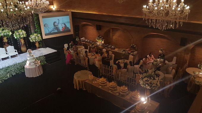 ANDRA & ICHA  WEDDING by United Grand Hall - 022