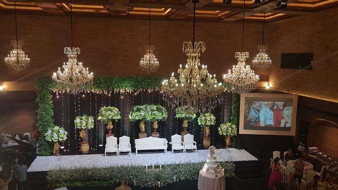 ANDRA & ICHA  WEDDING by United Grand Hall - 023