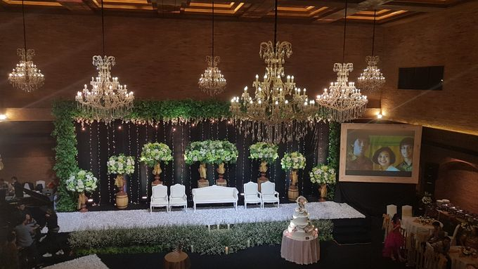 ANDRA & ICHA  WEDDING by United Grand Hall - 024