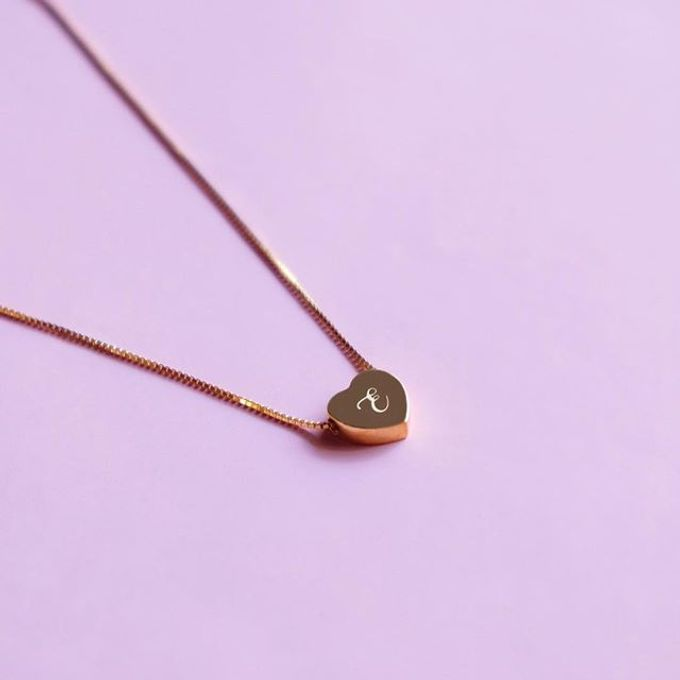 Heart Necklace by LINCA Jewellery - 001