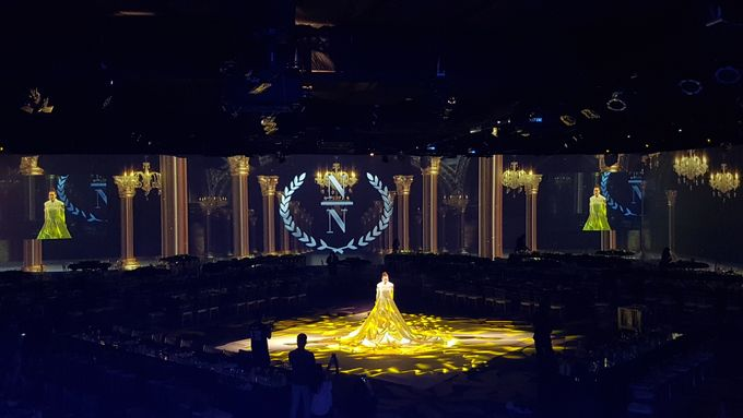PROJECTION MAPPING - WEDDING OF NICHOLAS & NATANIA by Chroma Project - 005