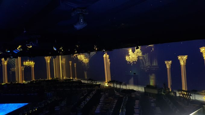 PROJECTION MAPPING - WEDDING OF NICHOLAS & NATANIA by Chroma Project - 007