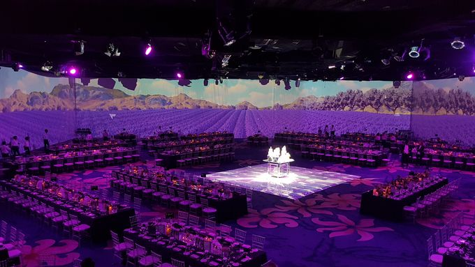 PROJECTION MAPPING - WEDDING OF NICHOLAS & NATANIA by Chroma Project - 013