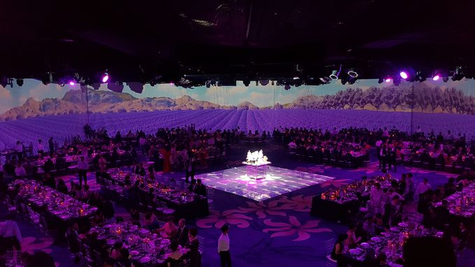 PROJECTION MAPPING - WEDDING OF NICHOLAS & NATANIA by Chroma Project - 014