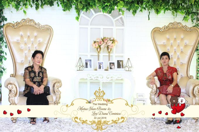 Wedding by Picpack photobooth - 032