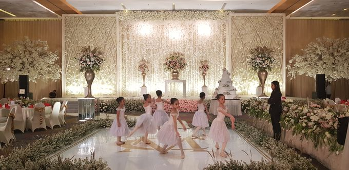 Wedding MARTIN AND CARISSA by Holiday Inn Jakarta Kemayoran - 002
