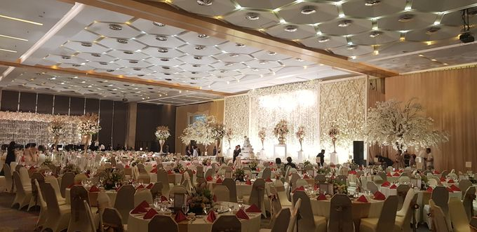 Wedding MARTIN AND CARISSA by Holiday Inn Jakarta Kemayoran - 001