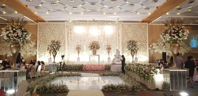 Wedding MARTIN AND CARISSA by Holiday Inn Jakarta Kemayoran - 003