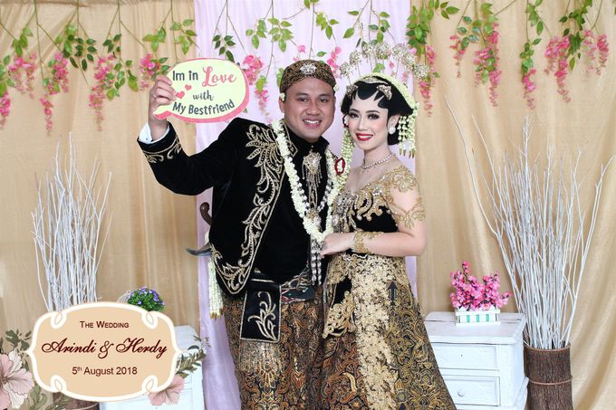 Wedding by Picpack photobooth - 036