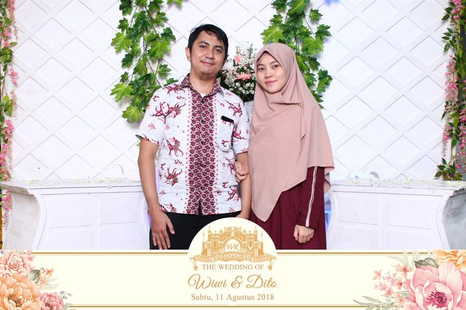 Wedding by Picpack photobooth - 037