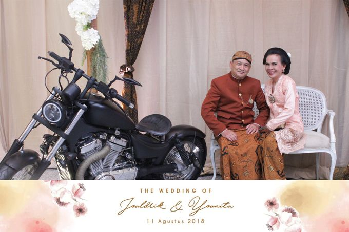Wedding by Picpack photobooth - 038