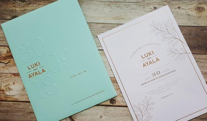 "The Celebration Of Love "" Luki & Ayala by Red Card - 003"