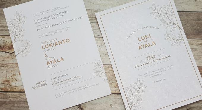 "The Celebration Of Love "" Luki & Ayala by Red Card - 002"