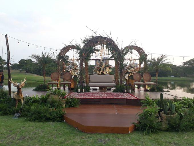 WEDDING PARTY BIMO & AYU by BUKIT DARMO GOLF SURABAYA - 003
