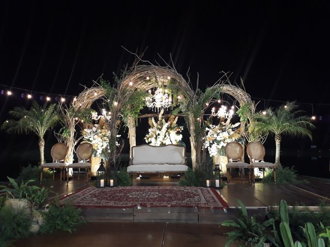 WEDDING PARTY BIMO & AYU by BUKIT DARMO GOLF SURABAYA - 002