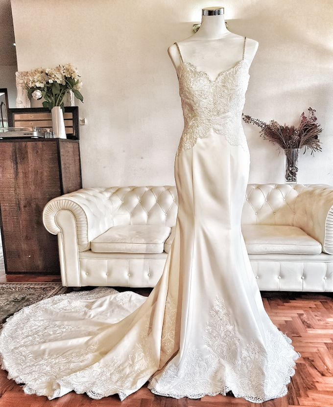 EG Couture Wedding Gowns by Elizabeth Grace Couture - 011