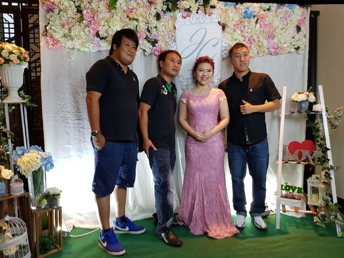 Celebrating The Wedding of Jonathan and Christyee by EPeak Event Solutions - 007