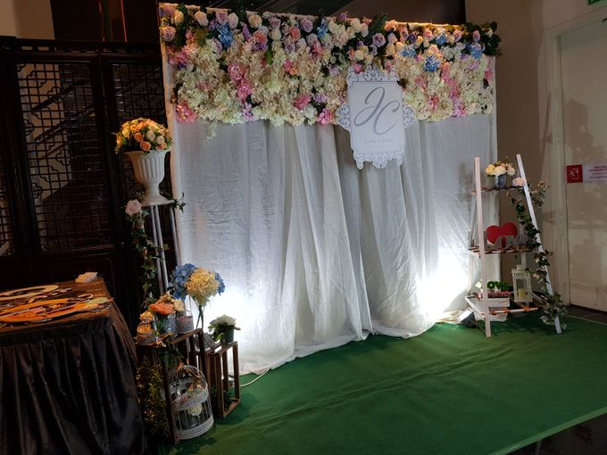 Celebrating The Wedding of Jonathan and Christyee by EPeak Event Solutions - 001