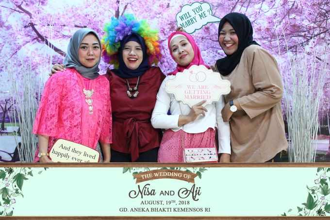 Wedding by Picpack photobooth - 039