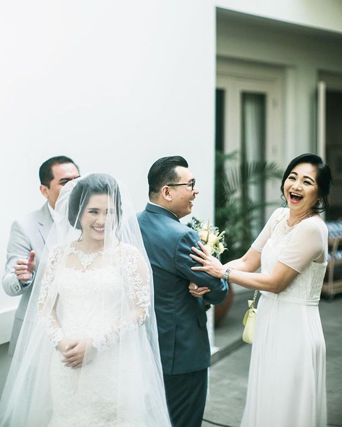 Jie & Ivana The Wedding by Namasa Portraire - 010