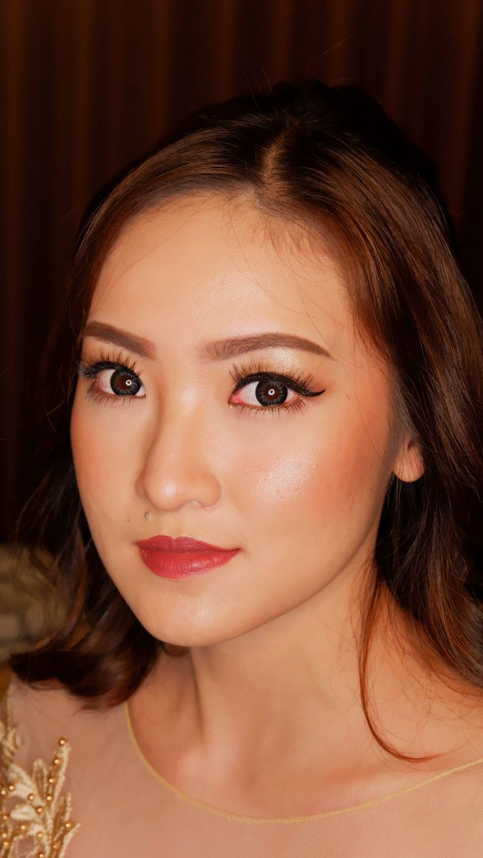 Party Makeup by Brushedbyit - 027