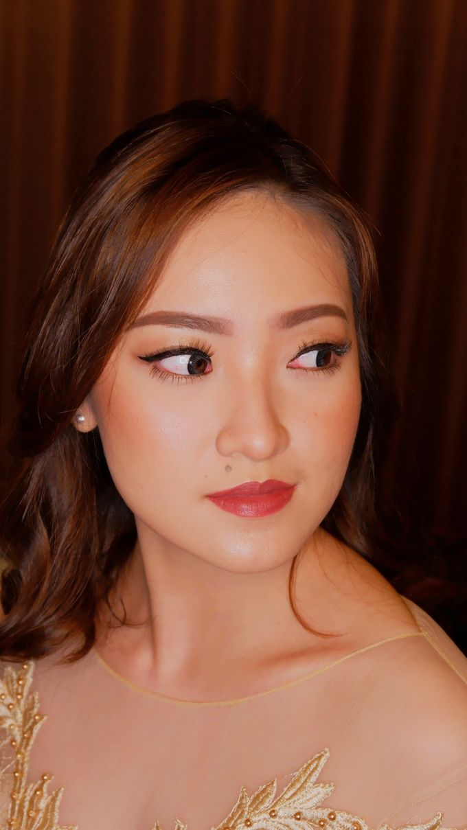 Party Makeup by Brushedbyit - 029