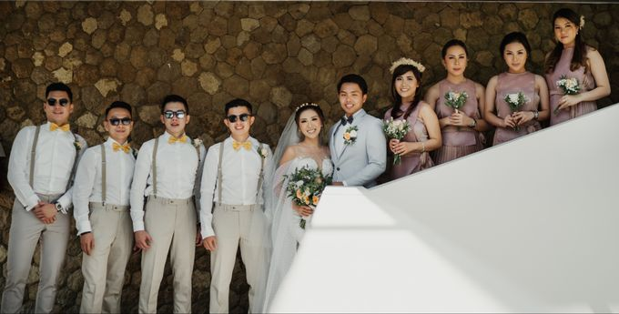 The Wedding of Kevin & Andrea by Bali Wedding Atelier - 001