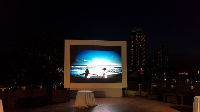 LED SCREEN - IVAN & YESSICA by Chroma Project - 001