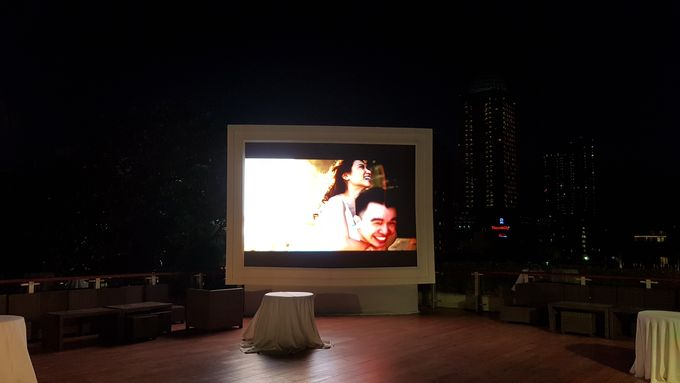 LED SCREEN - IVAN & YESSICA by Chroma Project - 002