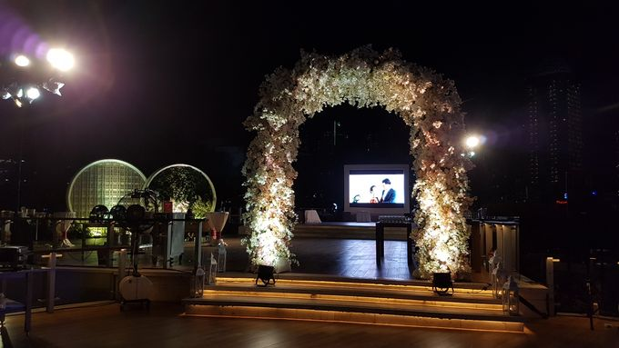 LED SCREEN - IVAN & YESSICA by Chroma Project - 003
