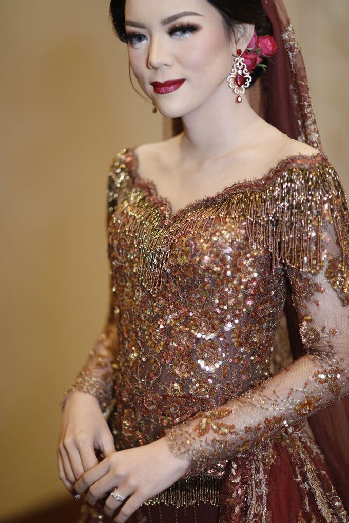 Riri & Dimas Wedding by SVARNA by IKAT Indonesia Didiet Maulana - 012