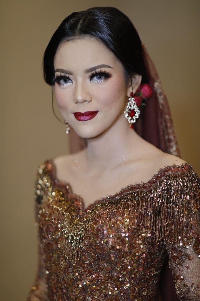 Riri & Dimas Wedding by SVARNA by IKAT Indonesia Didiet Maulana - 013