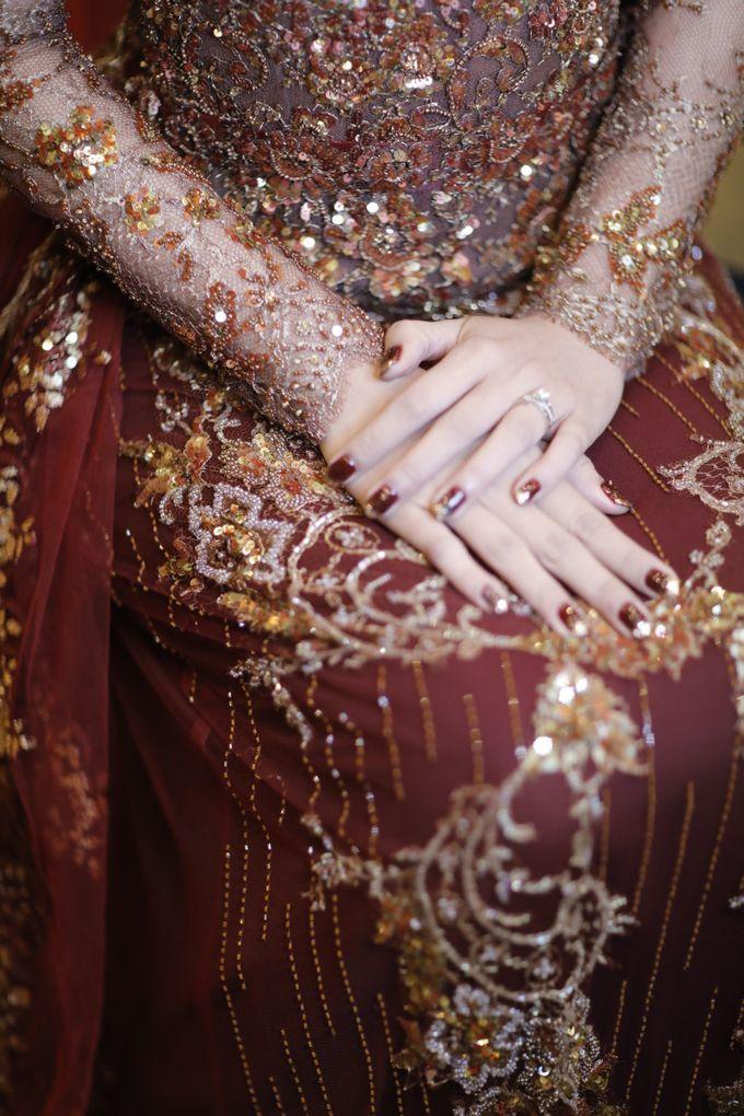 Riri & Dimas Wedding by SVARNA by IKAT Indonesia Didiet Maulana - 005