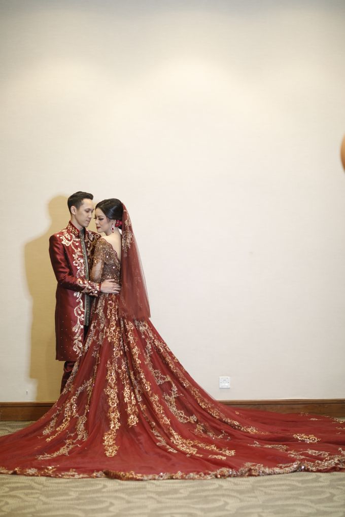 Riri & Dimas Wedding by The Leonardi - 011