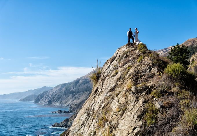 Big Sur Elopement by Expressive Photographics - 025